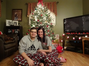 Our Christmas!