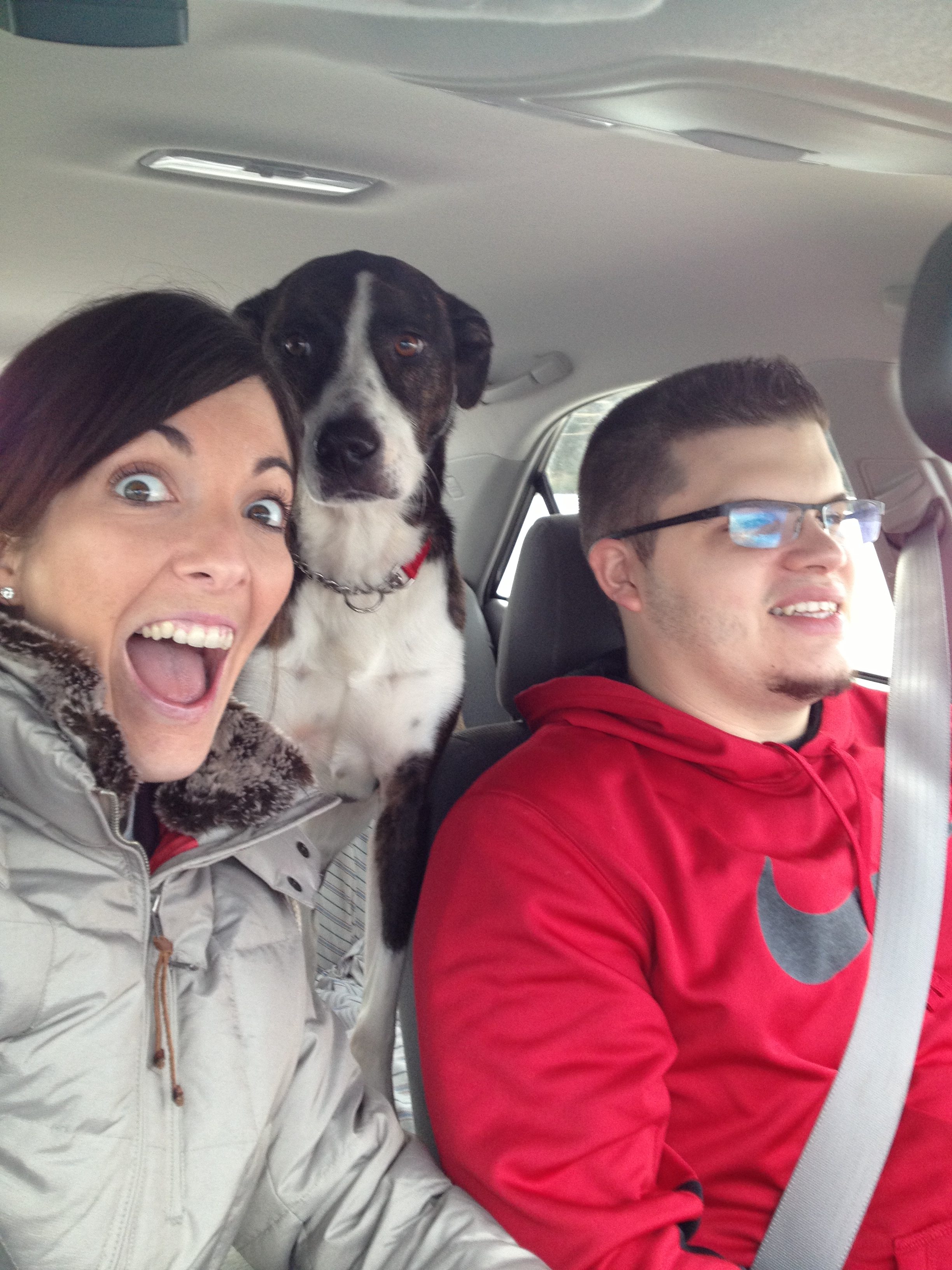 Family Road Trip!